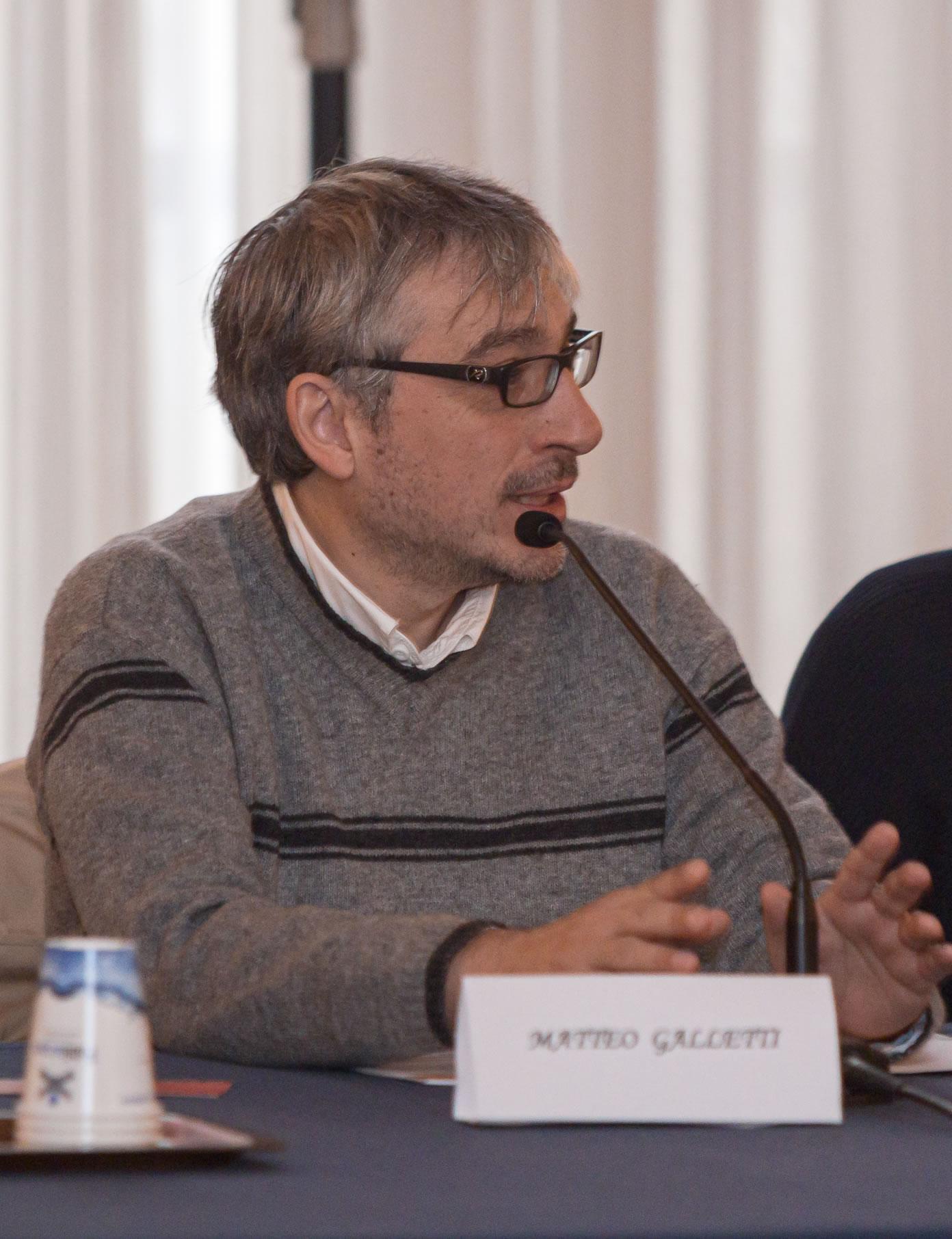 Prof. Matteo Galletti